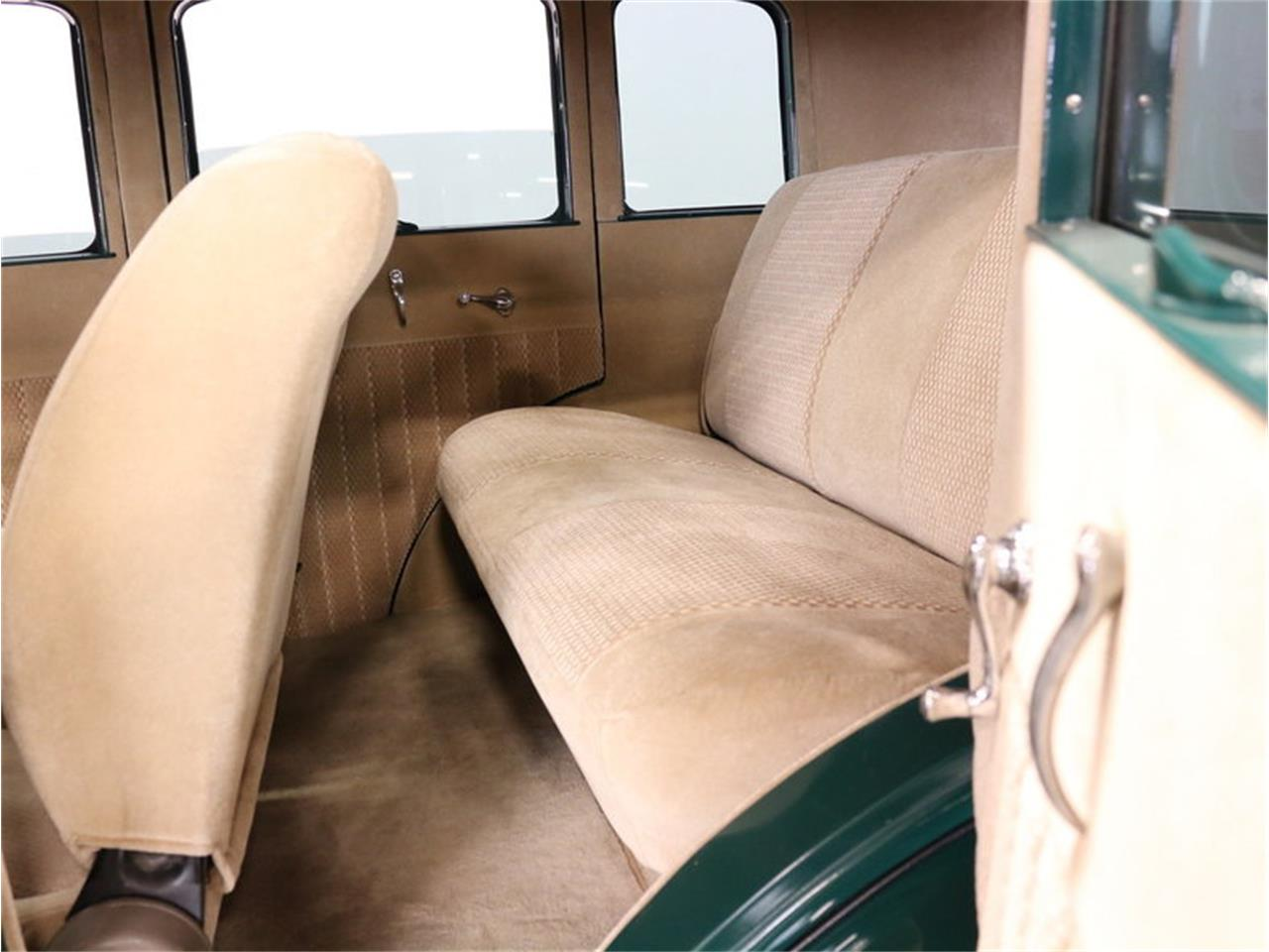 Large Picture of Classic '29 Ford Model A located in Ft Worth Texas Offered by Streetside Classics - Dallas / Fort Worth - MAV8