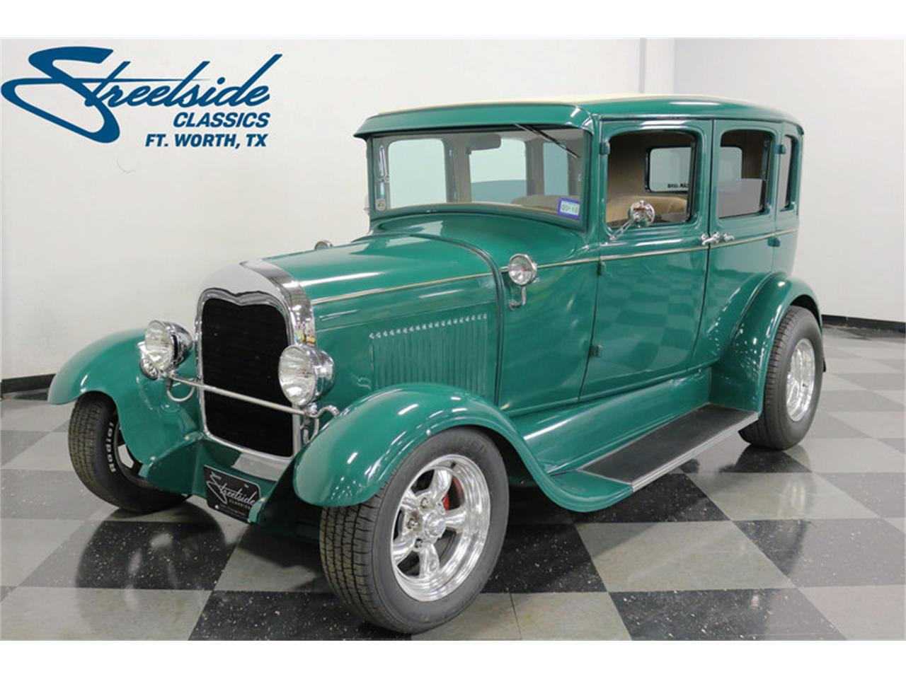 Large Picture of Classic '29 Model A - MAV8