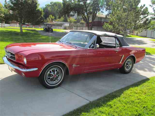 Picture of '65 Mustang - MEGC