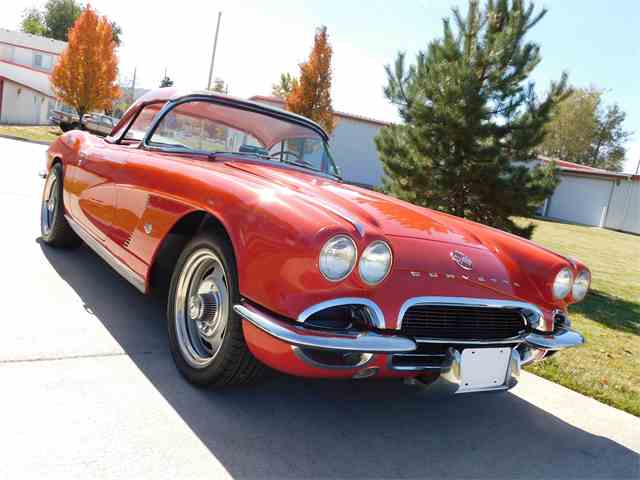 Picture of '62 Corvette - MEGG