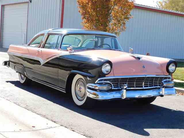 Picture of '56 Crown Victoria - MEGI