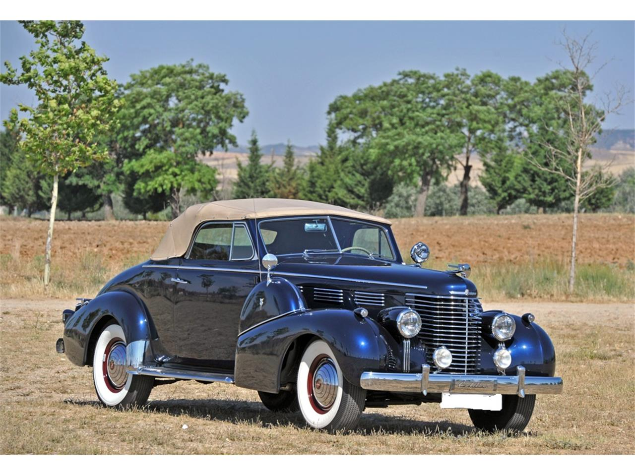Large Picture of Classic '38 Cadillac Series 60 - $129,500.00 - MEGL