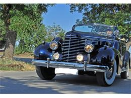 Picture of Classic 1938 Cadillac Series 60 - $129,500.00 Offered by a Private Seller - MEGL