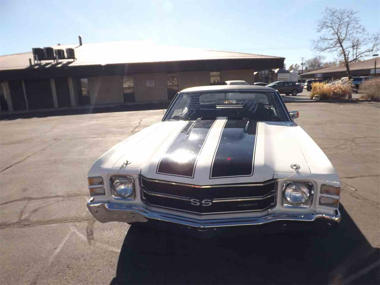 Large Picture of '71 Chevelle - MEGN