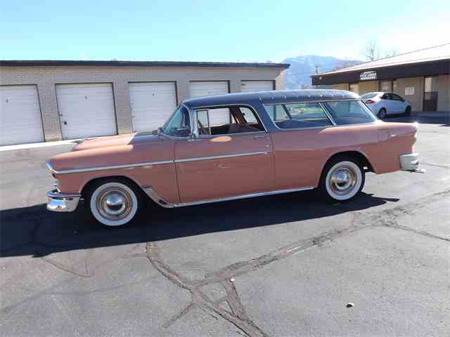 Picture of '55 Nomad located in Midvale Utah - $82,500.00 Offered by Ardell Brown Classic Cars - MEGP