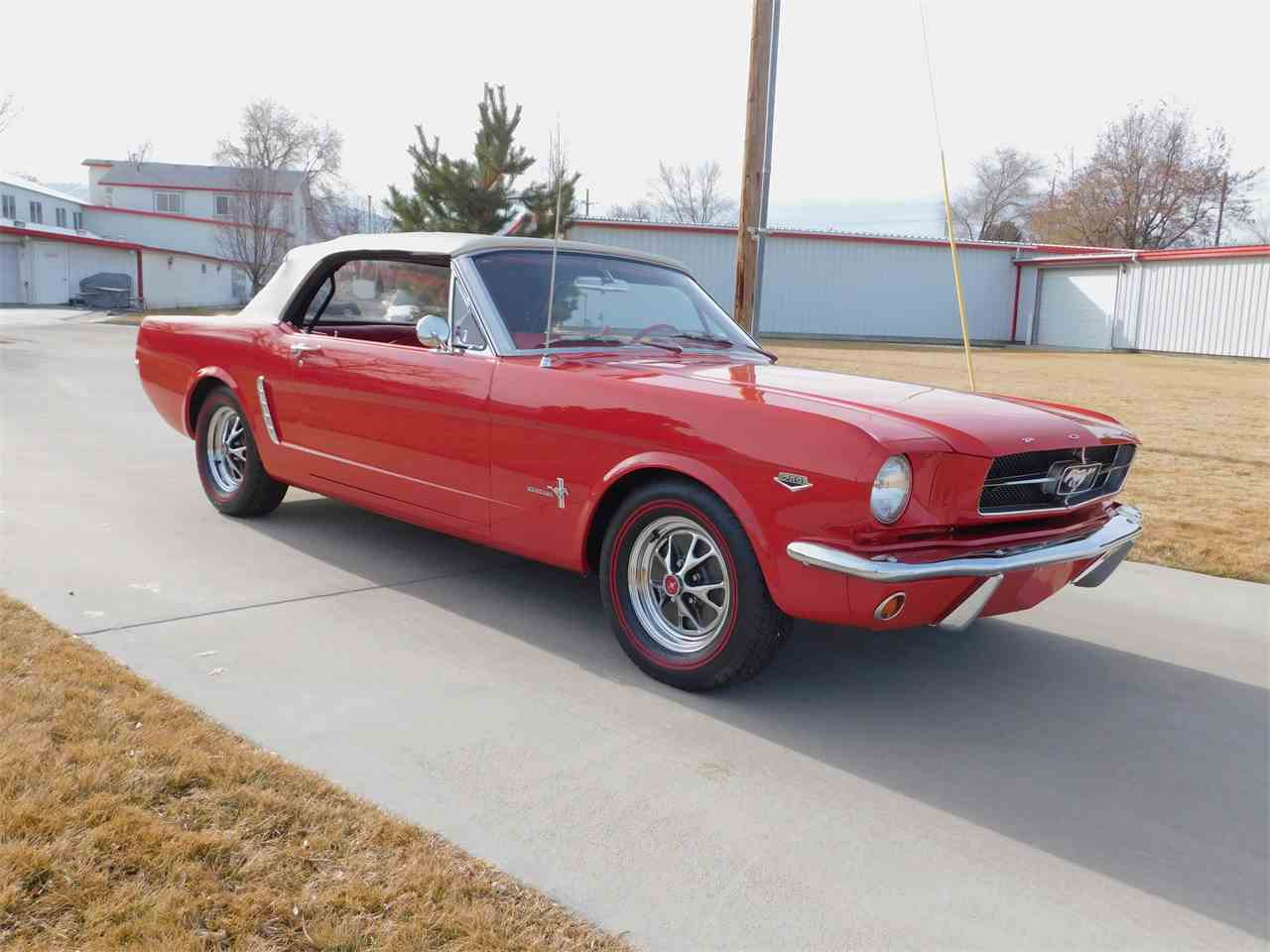 Large Picture of '65 Mustang - MEGS
