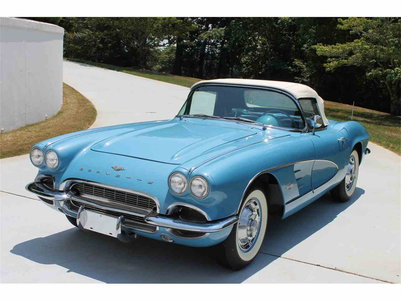 Large Picture of 1961 Corvette located in Tennessee - MEGZ