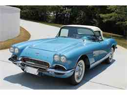 Picture of Classic 1961 Chevrolet Corvette Offered by a Private Seller - MEGZ