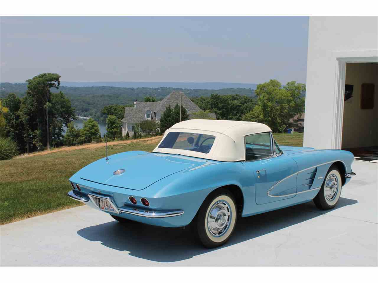 Large Picture of Classic 1961 Corvette Offered by a Private Seller - MEGZ