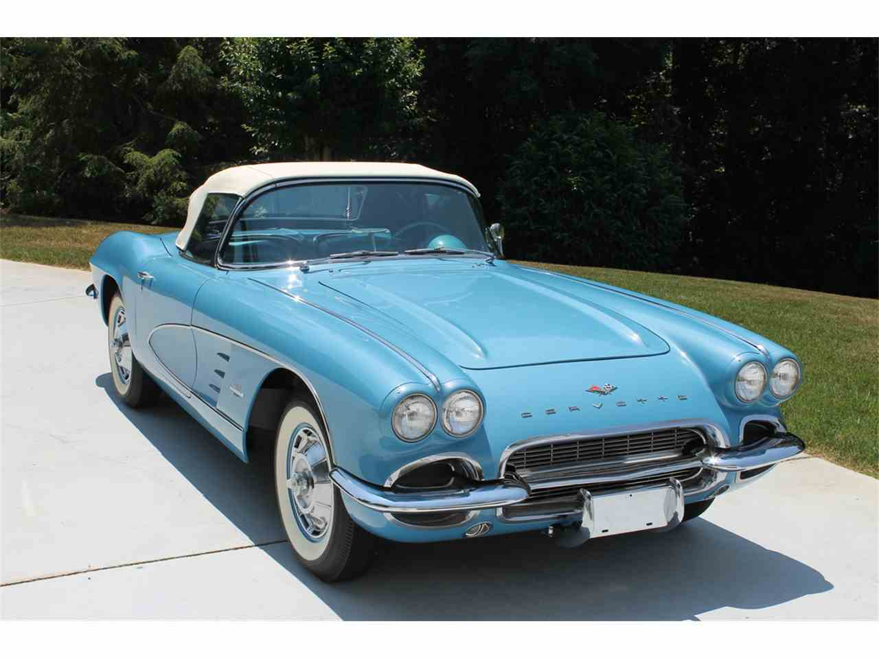 Large Picture of '61 Corvette located in Chattanooga Tennessee - $89,900.00 - MEGZ