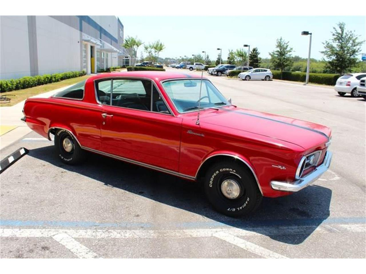 Large Picture of Classic '65 Plymouth Barracuda Offered by Classic Cars of Sarasota - MEHU