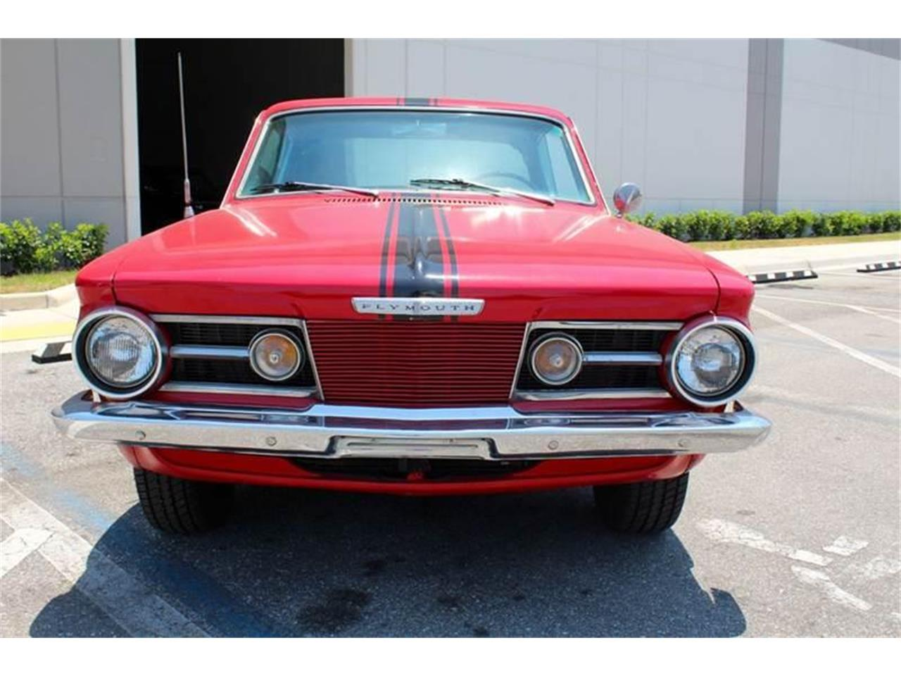 Large Picture of Classic 1965 Plymouth Barracuda located in Sarasota Florida Offered by Classic Cars of Sarasota - MEHU