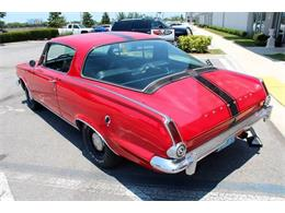 Picture of Classic 1965 Barracuda located in Sarasota Florida - $13,500.00 Offered by Classic Cars of Sarasota - MEHU