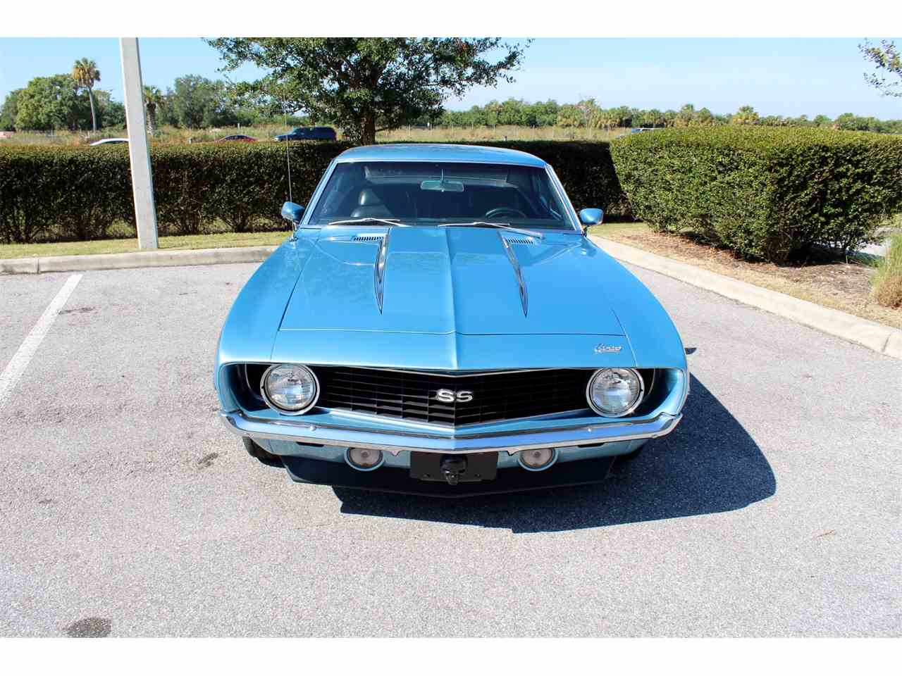 Large Picture of '69 Chevrolet Camaro located in Sarasota Florida - $32,900.00 Offered by Classic Cars of Sarasota - MEI1