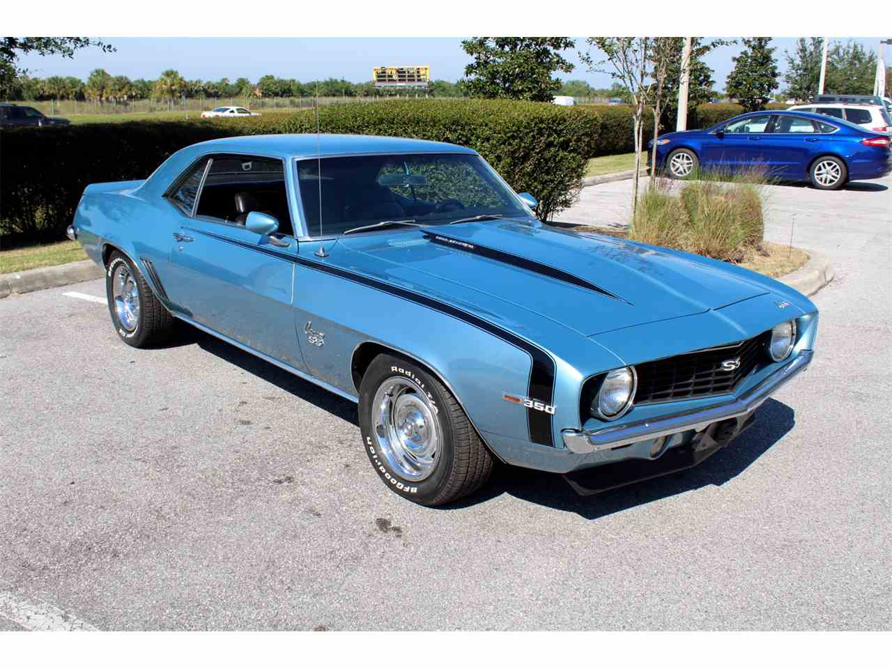 Large Picture of Classic '69 Camaro located in Sarasota Florida - $32,900.00 - MEI1