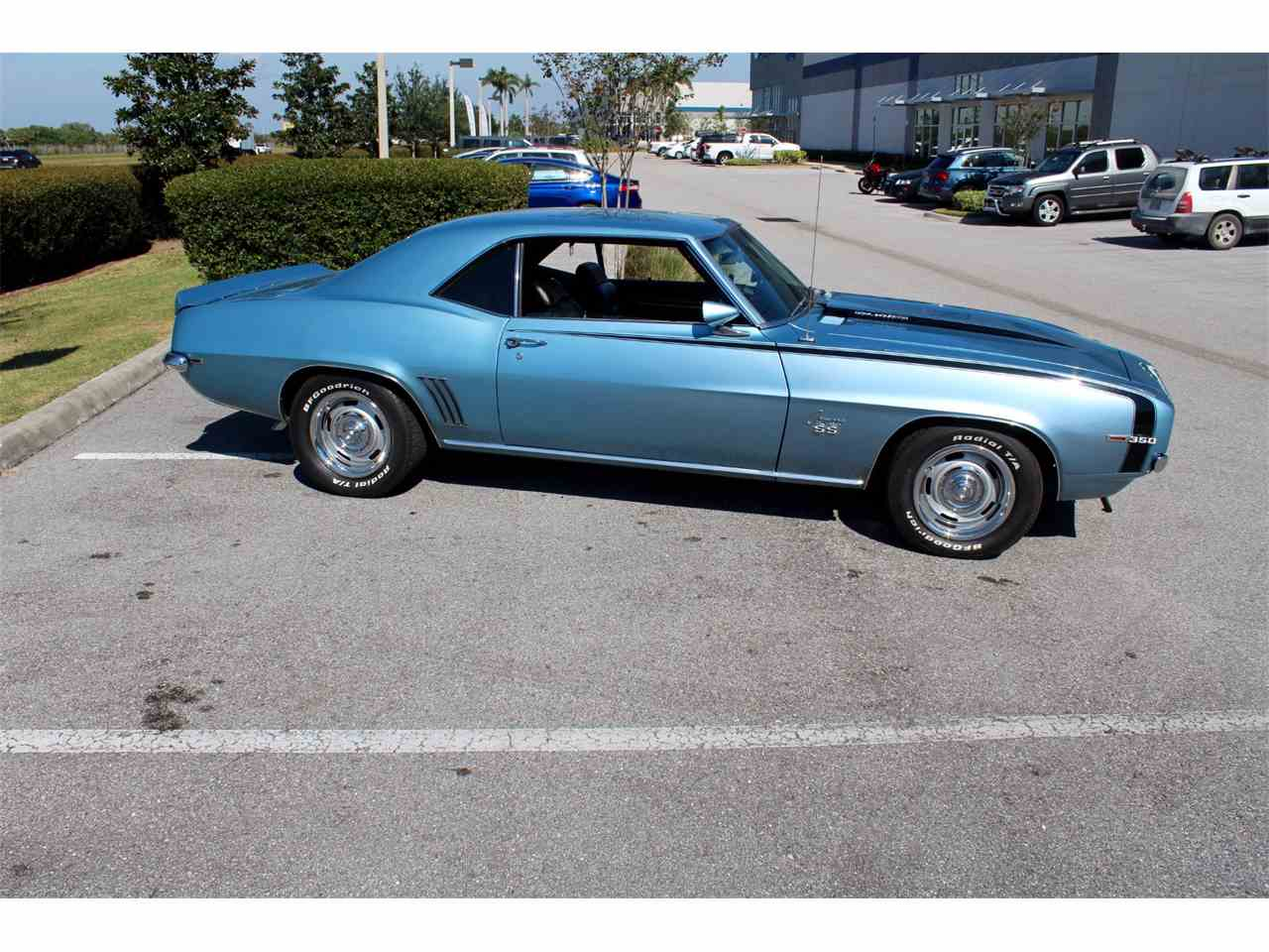 Large Picture of Classic 1969 Camaro - $32,900.00 Offered by Classic Cars of Sarasota - MEI1