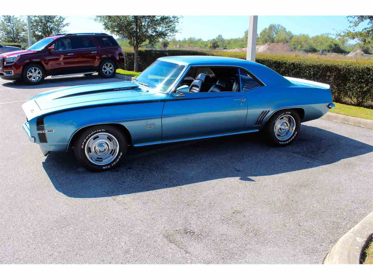 Large Picture of Classic '69 Chevrolet Camaro Offered by Classic Cars of Sarasota - MEI1