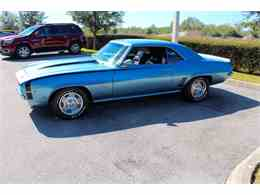 Picture of 1969 Camaro - $32,900.00 Offered by Classic Cars of Sarasota - MEI1