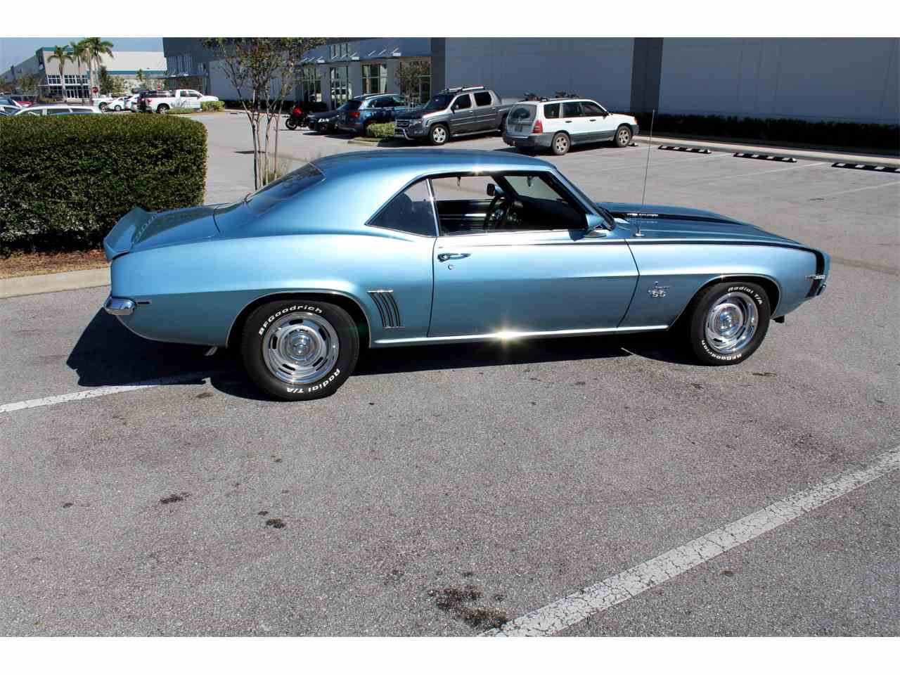 Large Picture of Classic '69 Camaro located in Florida Offered by Classic Cars of Sarasota - MEI1