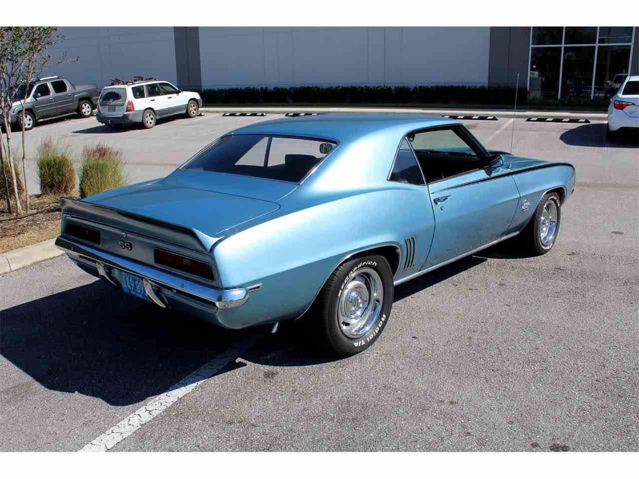 Large Picture of Classic 1969 Chevrolet Camaro located in Florida - $32,900.00 Offered by Classic Cars of Sarasota - MEI1