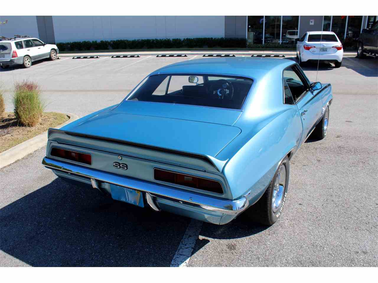 Large Picture of Classic 1969 Camaro located in Sarasota Florida Offered by Classic Cars of Sarasota - MEI1