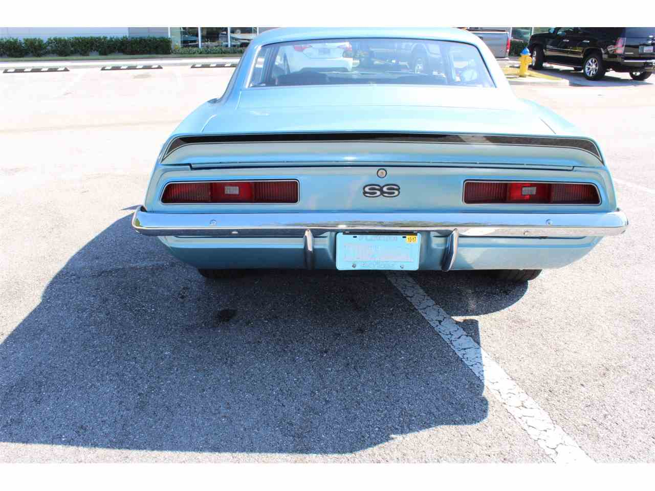 Large Picture of Classic 1969 Camaro located in Sarasota Florida - $32,900.00 Offered by Classic Cars of Sarasota - MEI1