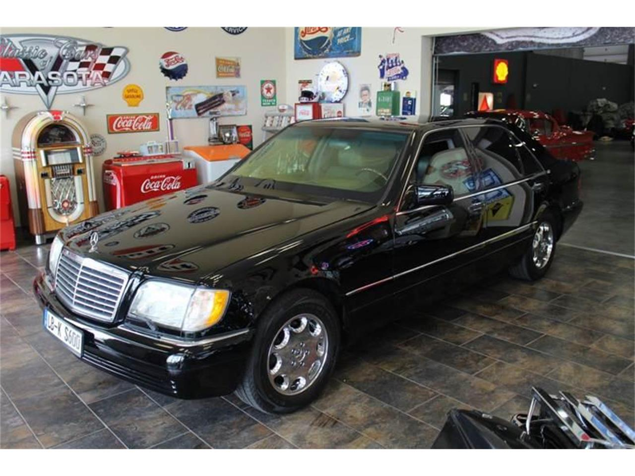 Large Picture of '95 S-Class - MEID