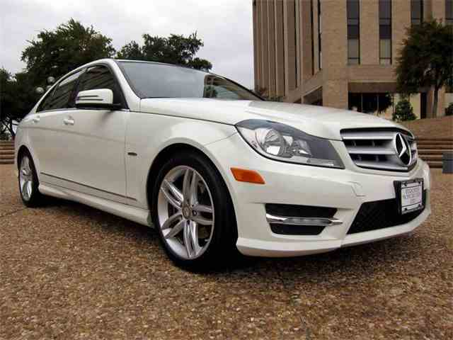 Picture of '13 C-Class located in Fort Worth Texas - $16,900.00 Offered by  - MAVG