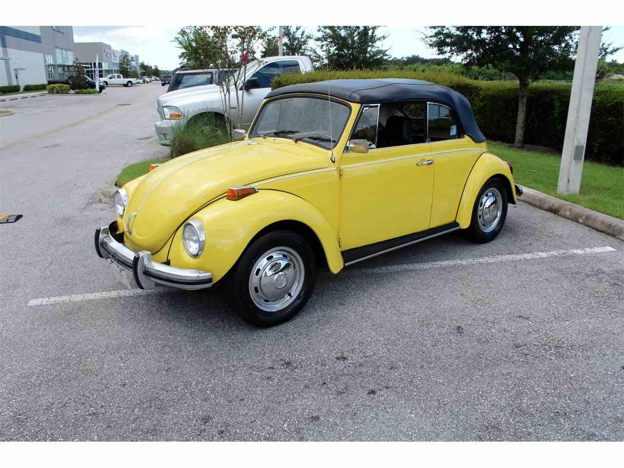 1971 volkswagen beetle for sale cc 1045244. Black Bedroom Furniture Sets. Home Design Ideas