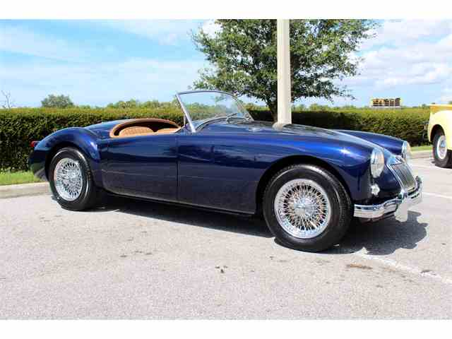 Picture of '58 MGA - MEIM