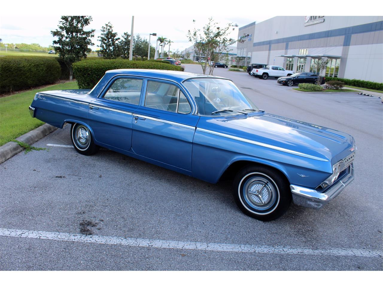 Large Picture of '62 Bel Air - MEIO