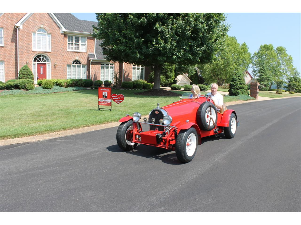 Large Picture of Classic 1927 Bugatti Replica located in Tennessee - $24,900.00 Offered by a Private Seller - MEIY