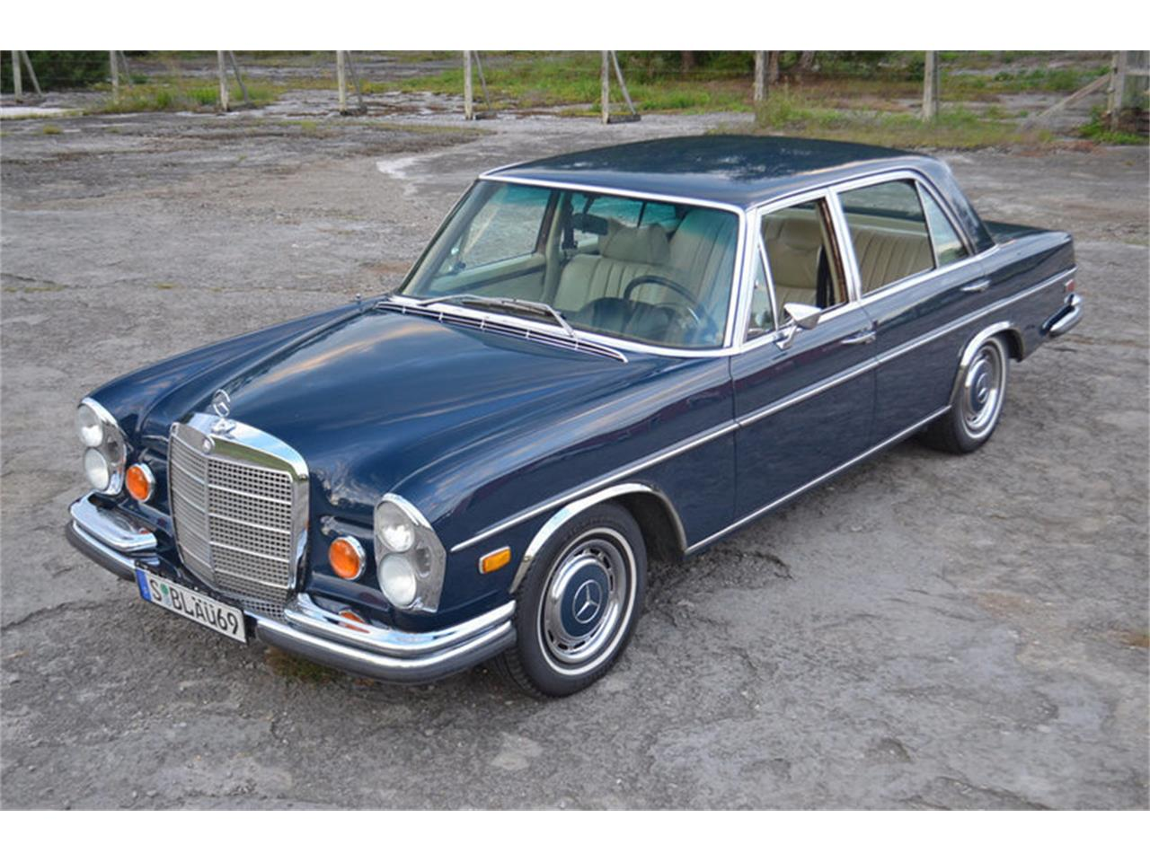 Large Picture of 1969 300SEL Offered by Frazier Motor Car Company - MEJ6