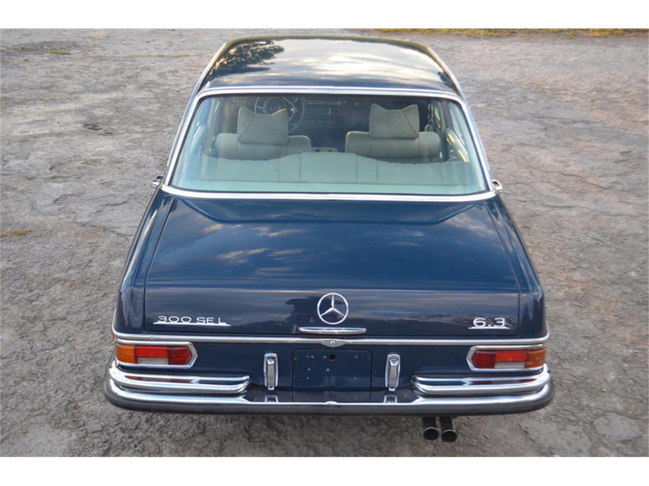 Large Picture of '69 300SEL located in Tennessee - $78,800.00 Offered by Frazier Motor Car Company - MEJ6