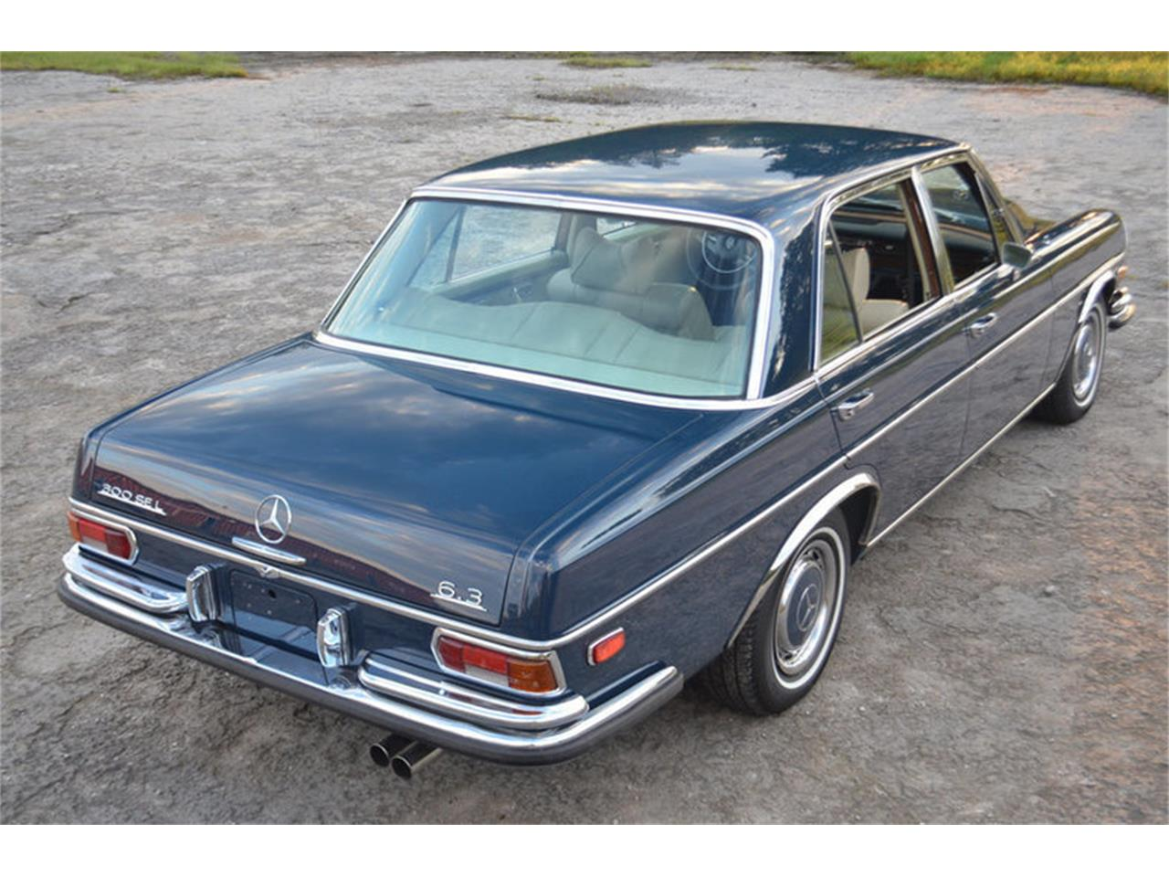 Large Picture of Classic 1969 300SEL - $78,800.00 Offered by Frazier Motor Car Company - MEJ6