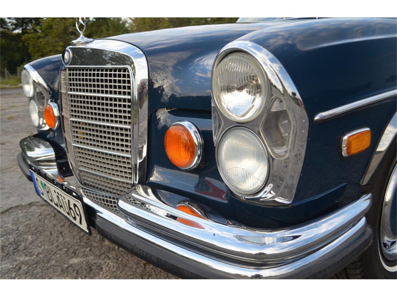 Large Picture of Classic 1969 Mercedes-Benz 300SEL - MEJ6