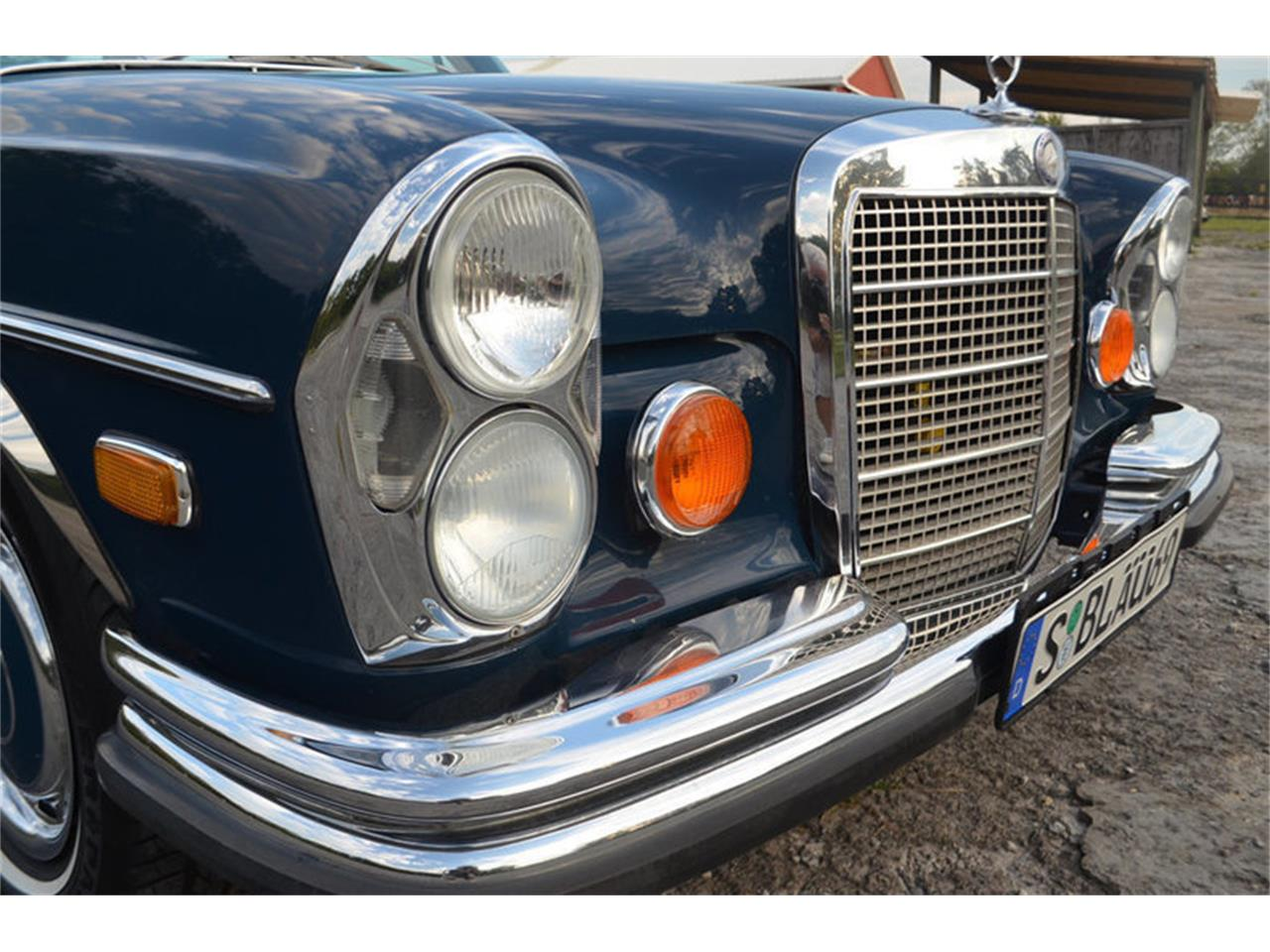 Large Picture of '69 Mercedes-Benz 300SEL - $78,800.00 Offered by Frazier Motor Car Company - MEJ6