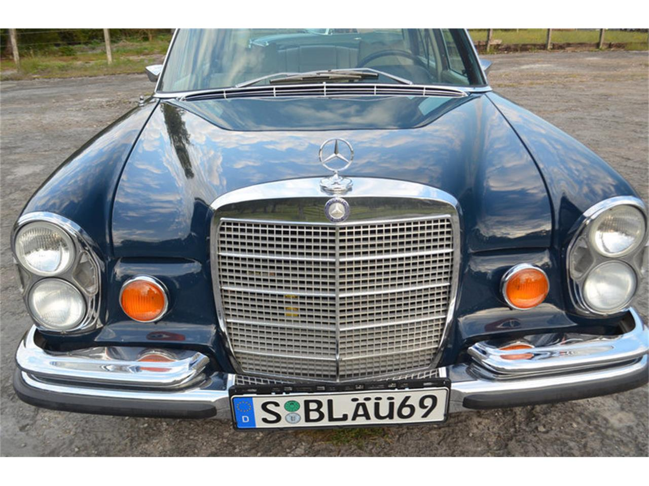 Large Picture of 1969 Mercedes-Benz 300SEL - $78,800.00 Offered by Frazier Motor Car Company - MEJ6