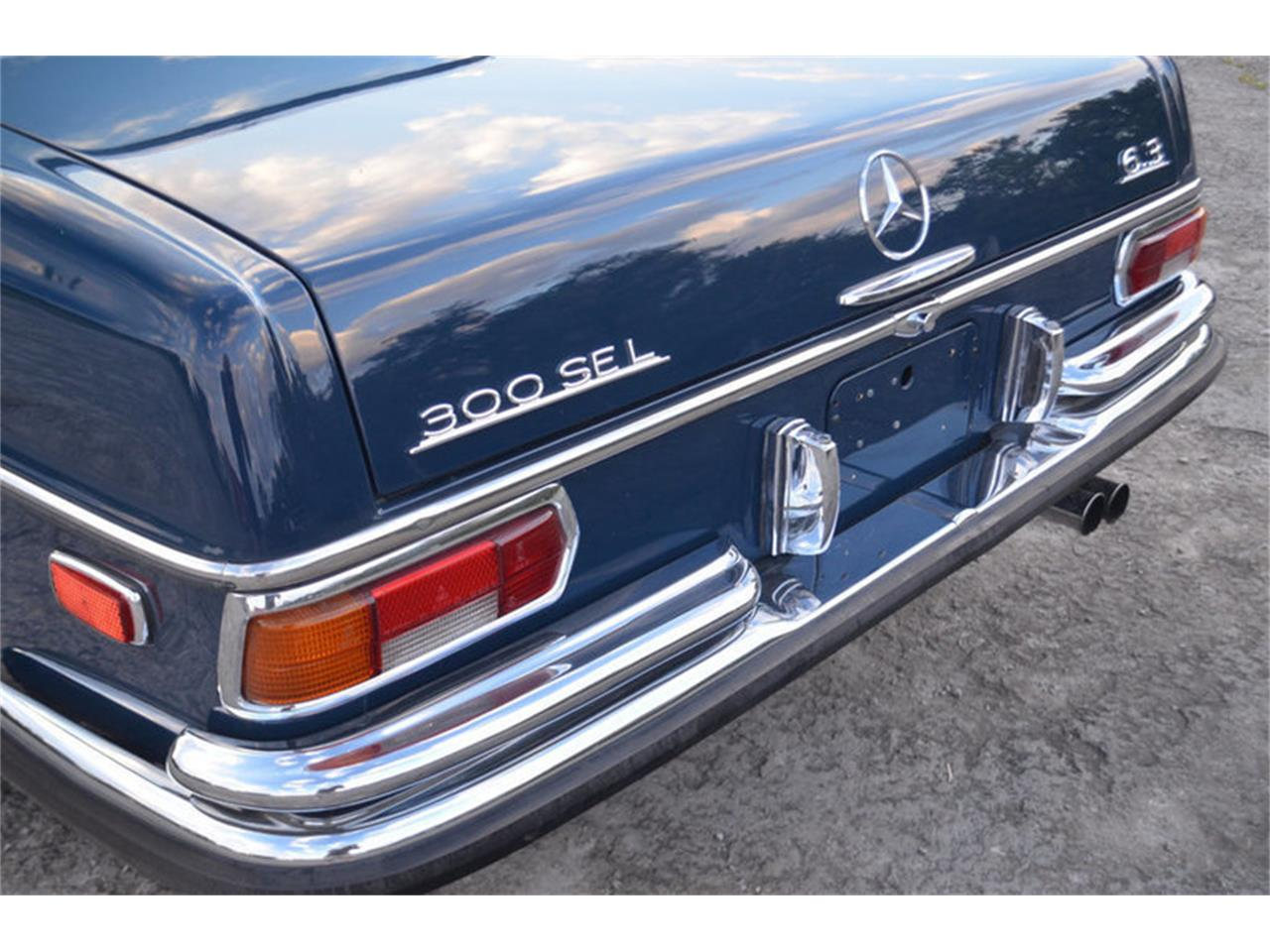 Large Picture of Classic 1969 300SEL located in Tennessee Offered by Frazier Motor Car Company - MEJ6