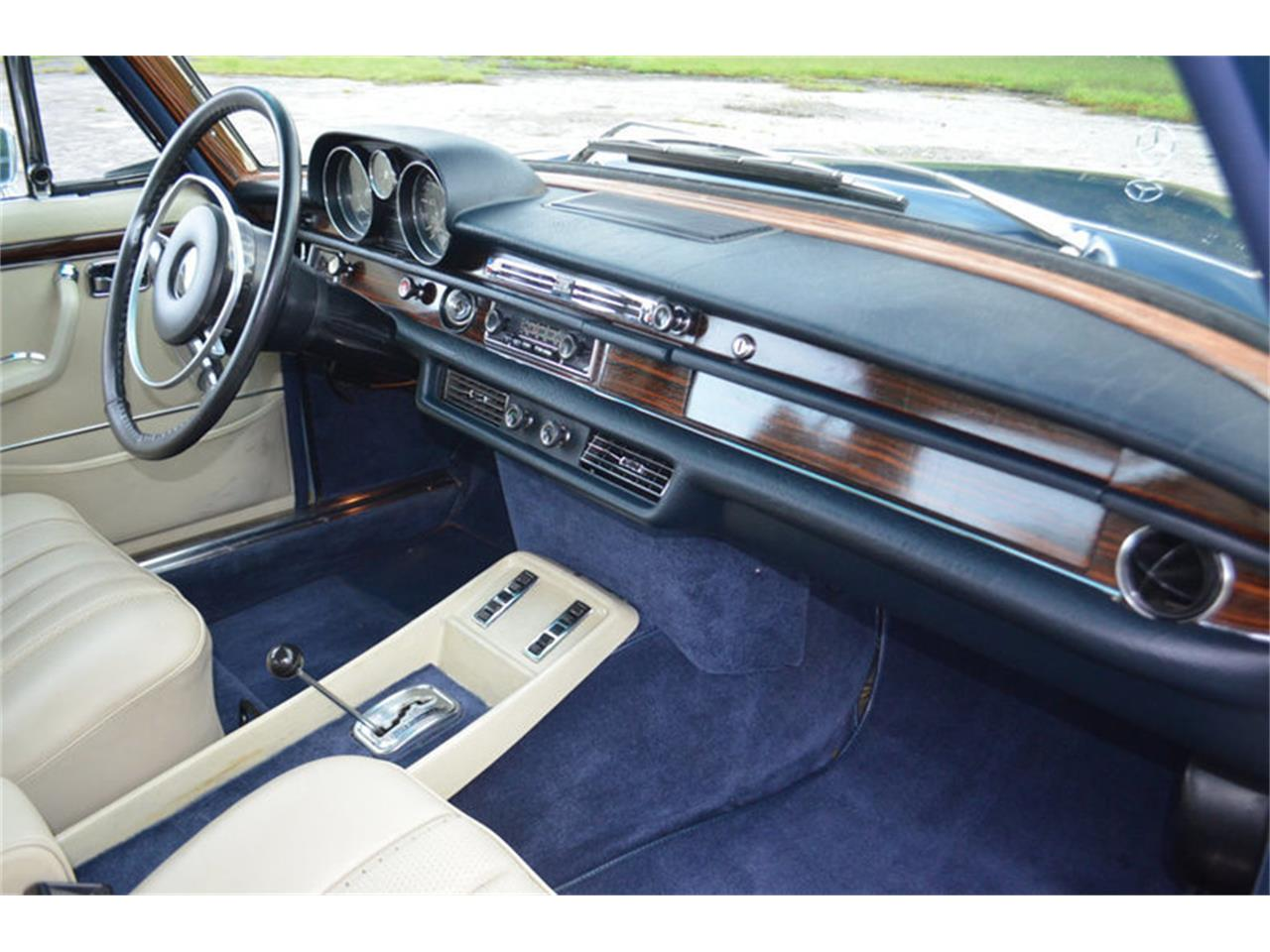 Large Picture of Classic 1969 Mercedes-Benz 300SEL - $78,800.00 Offered by Frazier Motor Car Company - MEJ6