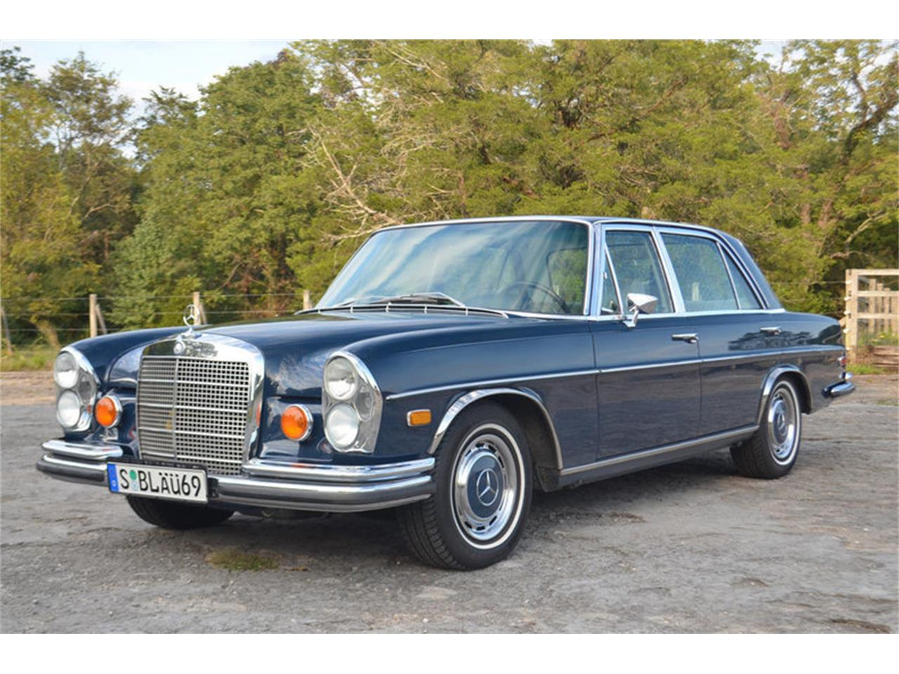 Large Picture of 1969 300SEL located in Lebanon Tennessee - MEJ6