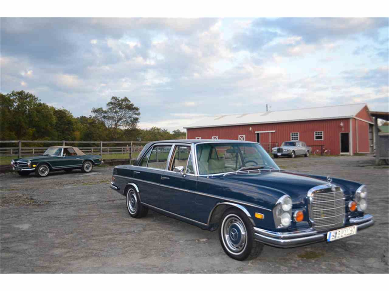 Large Picture of '69 300SEL - MEJ6
