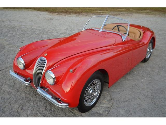Picture of '52 XK120 - MEJ8