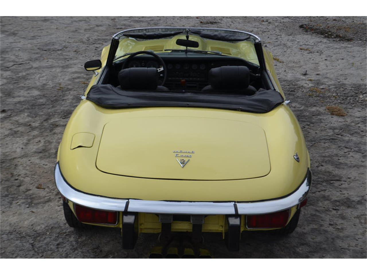 Large Picture of 1974 Jaguar XKE Offered by Frazier Motor Car Company - MEJG