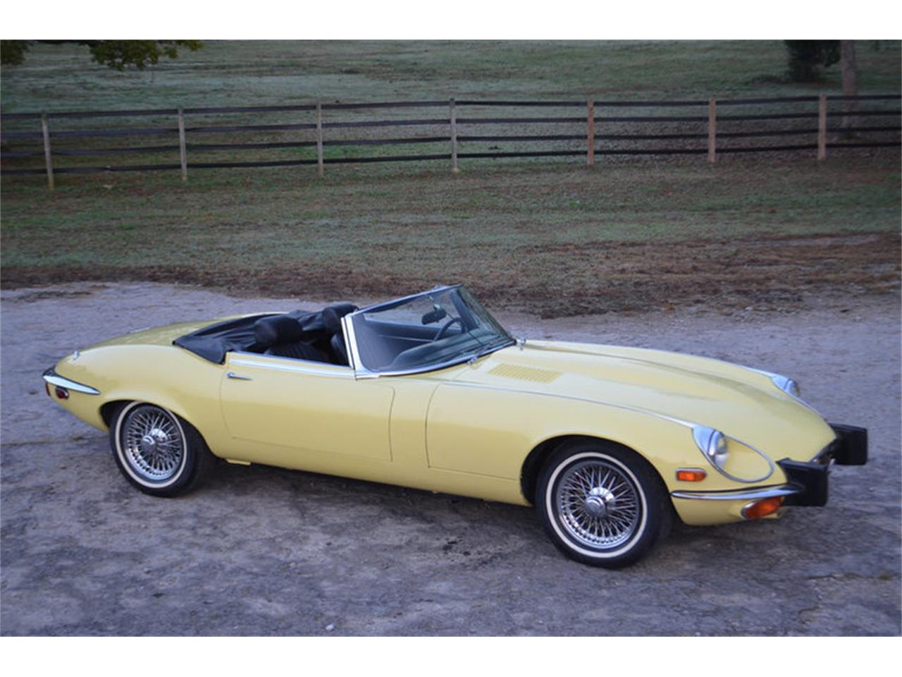 Large Picture of 1974 XKE located in Tennessee Offered by Frazier Motor Car Company - MEJG
