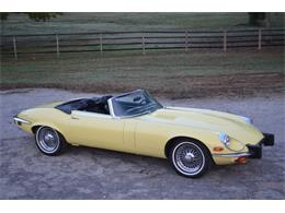 Picture of '74 XKE Offered by Frazier Motor Car Company - MEJG