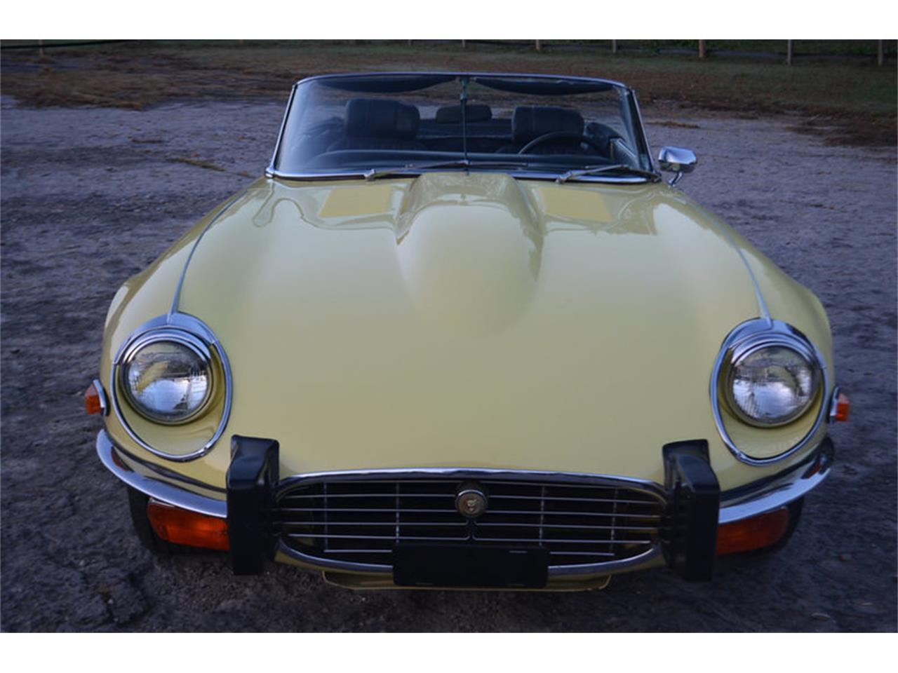 Large Picture of 1974 Jaguar XKE located in Tennessee - MEJG