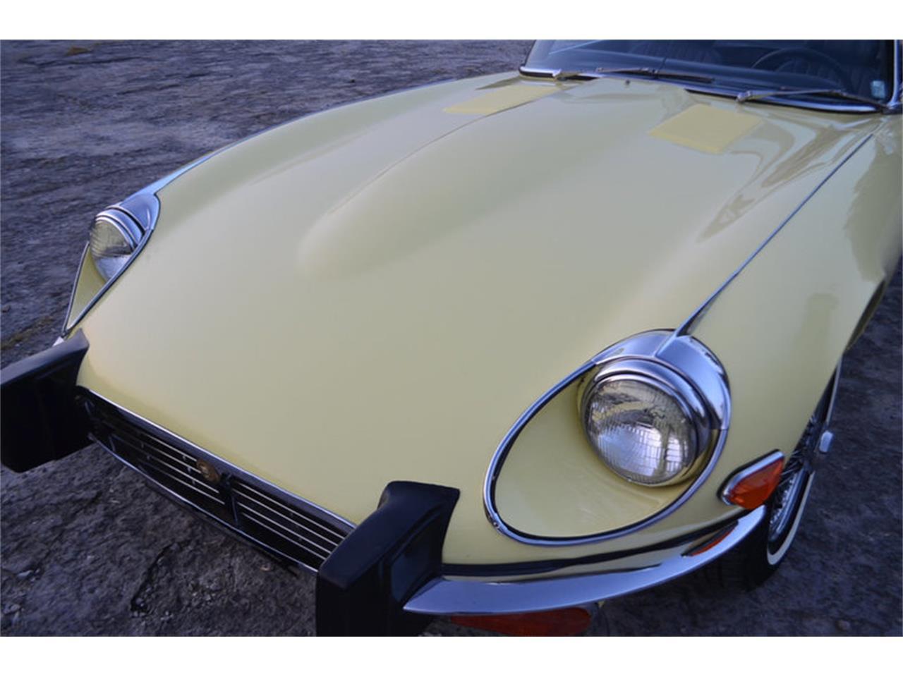 Large Picture of 1974 Jaguar XKE - $68,800.00 Offered by Frazier Motor Car Company - MEJG