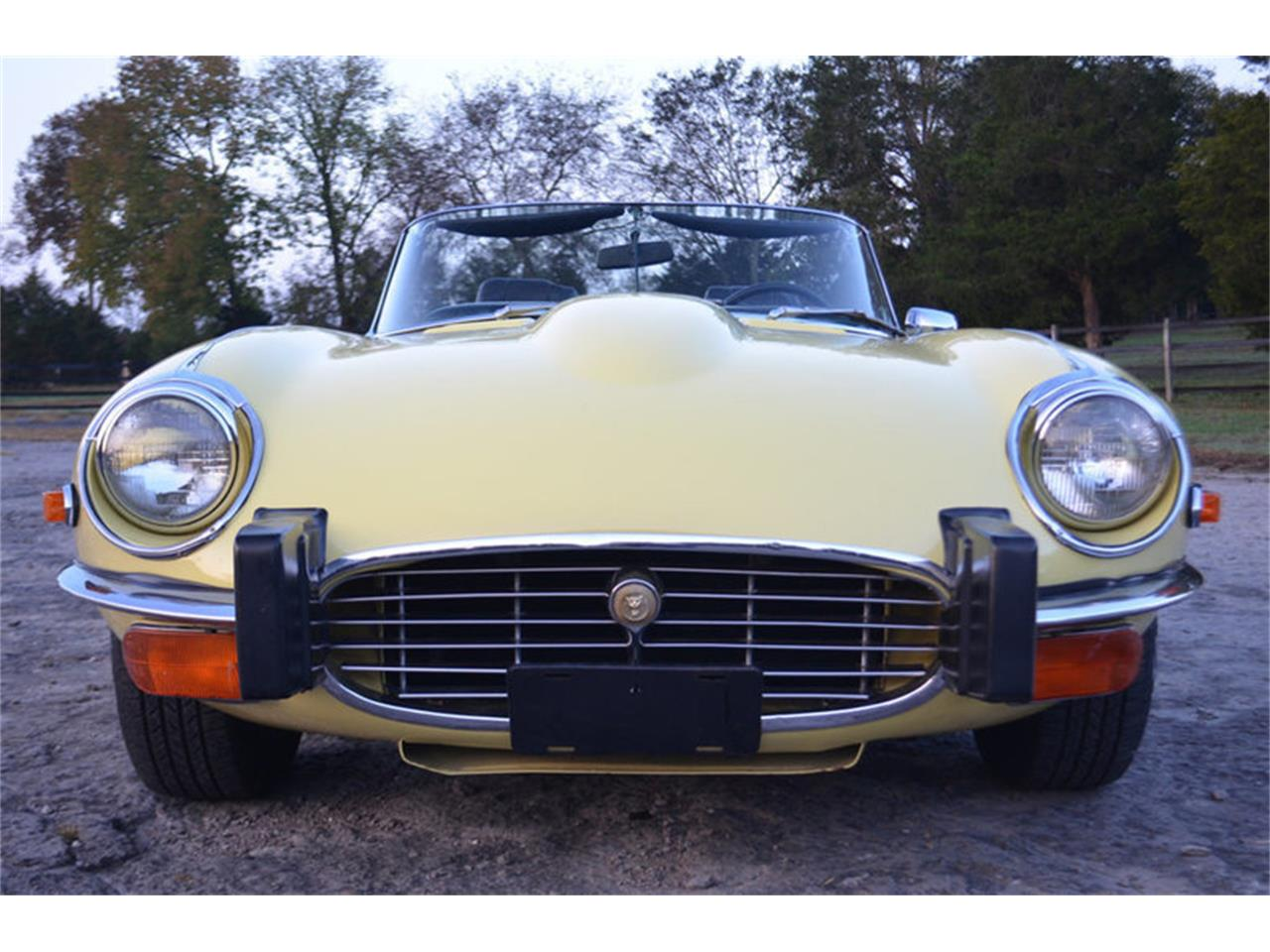 Large Picture of '74 Jaguar XKE located in Tennessee - $68,800.00 Offered by Frazier Motor Car Company - MEJG