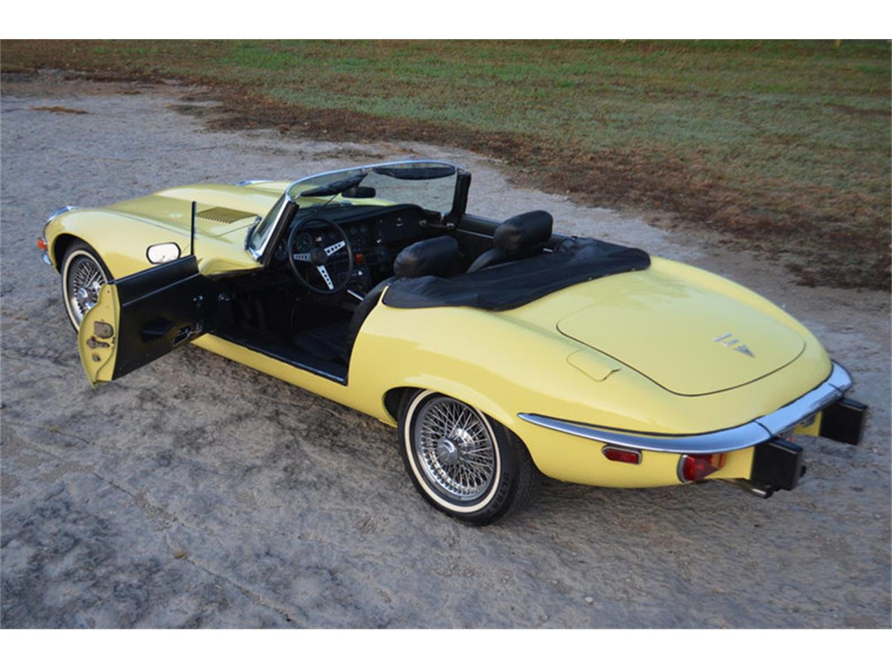 Large Picture of '74 XKE located in Tennessee - $68,800.00 Offered by Frazier Motor Car Company - MEJG
